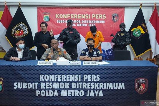 """Polisi tangkap pencuri bermodus """"COD"""" di kantor polisi"""