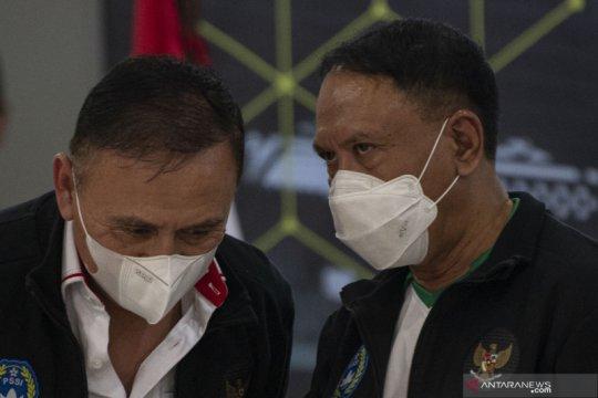 PSSI-LIB lapor kepada Menpora bahwa turnamen pramusim tanpa kendala