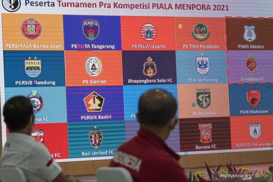 LIB akan safari ke empat provinsi tuan rumah Piala Menpora