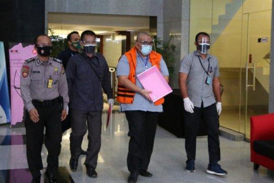 JPU KPK limpahkan berkas perkara mantan Anggota DPR Irgan Chairul