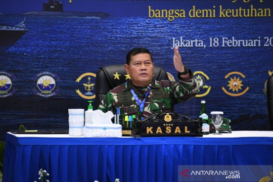 TNI AL harus terdepan dukung PC-PEN dan Vaksinasi Nasional