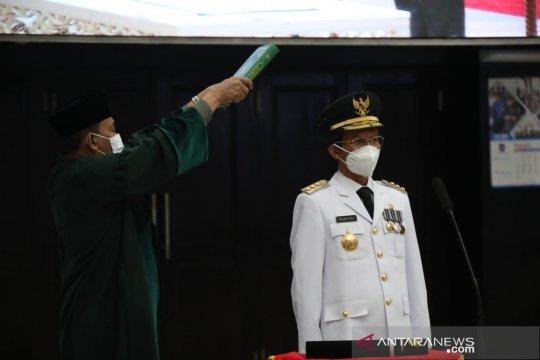 Mendagri tunjuk Hamdani jadi Penjabat Gubernur Sumbar
