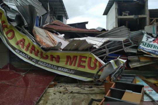 Gempa di Majene sedikitnya rusak 7.240 unit rumah masyarakat