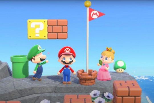 """Super Mario di """"Animal Crossing"""" lalu agensi BTS bentuk grup baru"""