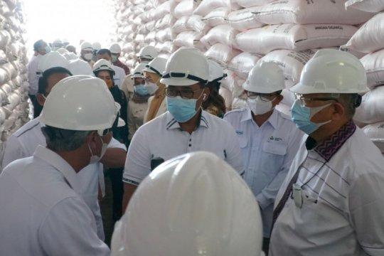 Dirut Petrokimia tegaskan petani tak perlu khawatir kelangkaan pupuk