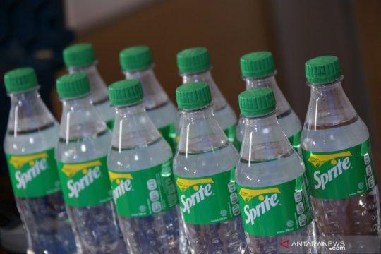 Sprite hadir dengan botol jernih ramah lingkungan