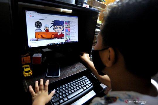 Topik belajar daring meningkat 450 persen dalam pencarian Google