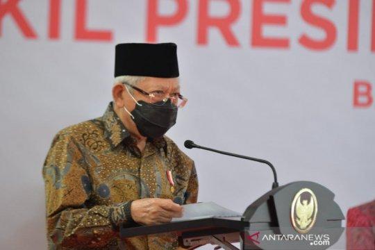 """Wapres: Masjid jadi tempat pelestarian Islam """"wasathiyah"""""""