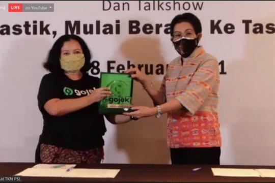 Gojek dan KLHK kuatkan kolaborasi kurangi penggunaan plastik