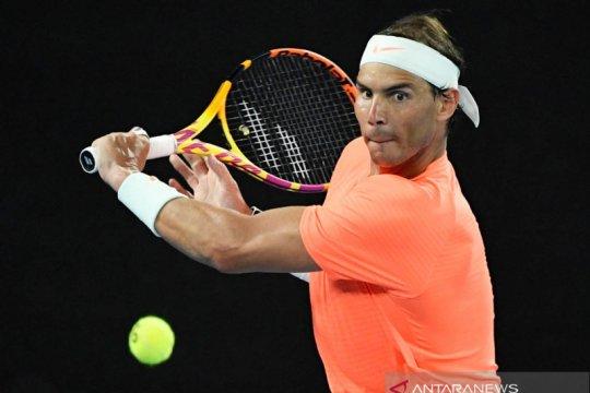 Cedera punggung gagalkan rencana Nadal tampil di Acapulco