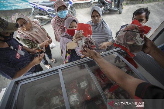 Pemprov DKI gelar layanan Food Truck Daging Goes to Kelurahan