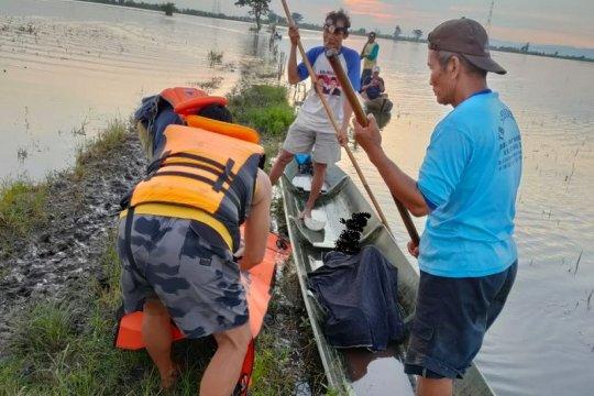 Pencari ikan yang tenggelam di rawa Jekulo Kudus ditemukan meninggal