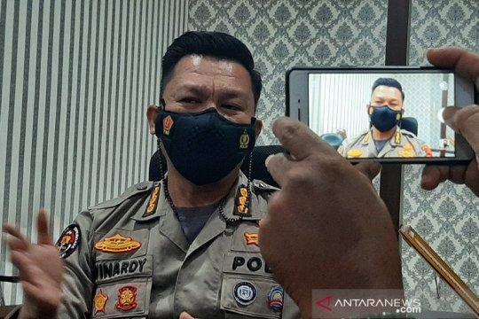 Lima tersangka teroris ditahan di Rutan Polda Aceh