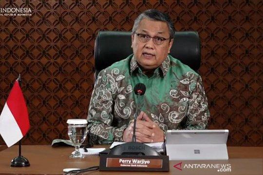"Perry Warjiyo ungkap ""jamu manis"" Bank Indonesia demi pulihkan ekonomi"