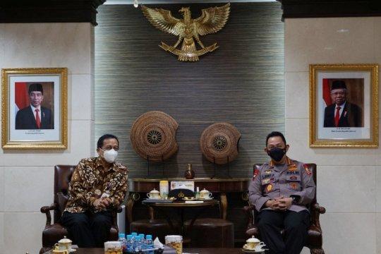 PPATK-Polri sepakat tingkatkan penerapan TPPU untuk kejahatan ekonomi