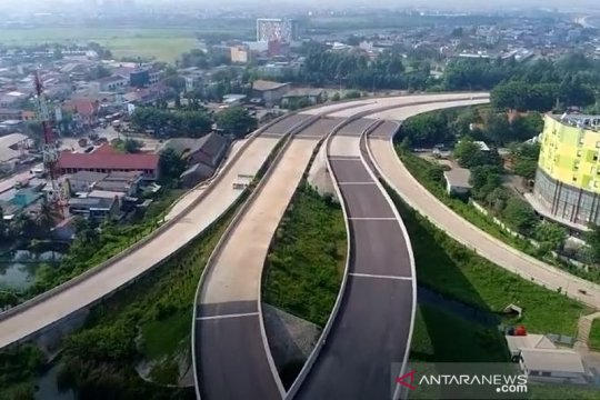 Jasa Marga sebut konstruksi tol Cengkareng-Kunciran capai 93,06 persen