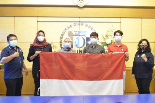 Dua mahasiswa Udinus Semarang dipanggil masuk pelatnas SEA Games 2021