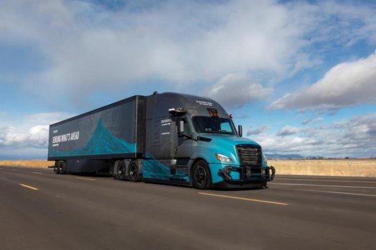 Torc Robotics gunakan cloud dari amazon untuk truk self-driving mereka