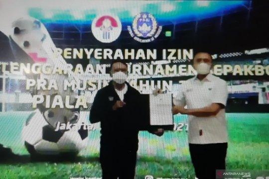 Persija tak sabar berlaga di Piala Menpora 2021