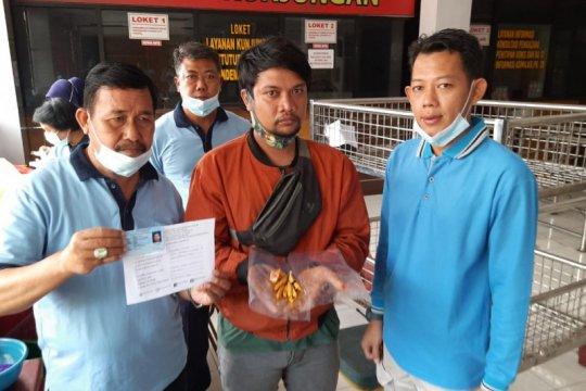 Rutan Medaeng gagalkan penyelundupan sabu dalam perut ikan