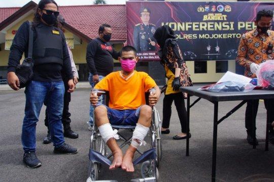 Polisi Mojokerto tangkap pelaku pembunuhan Ambarwati, terapis pijat