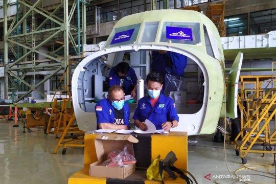 PT Dirgantara Indonesia targetkan 2024 bisa produksi pesawat amfibi