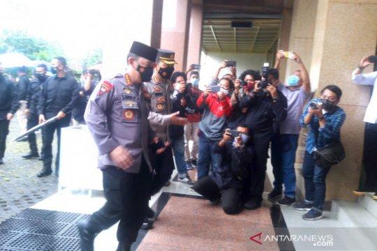 Kapolri bersilaturahmi dengan Ketum PP Muhammadiyah di Yogyakarta