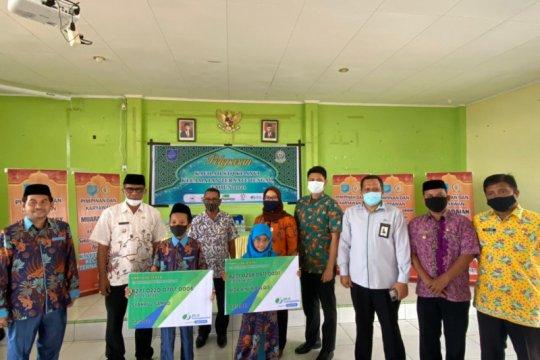 Kafilah STQ di Ternate mendapat perlindungan BPJAMSOSTEK