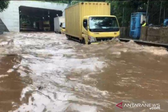21 wilayah Jakarta berpotensi banjir imbas hujan deras