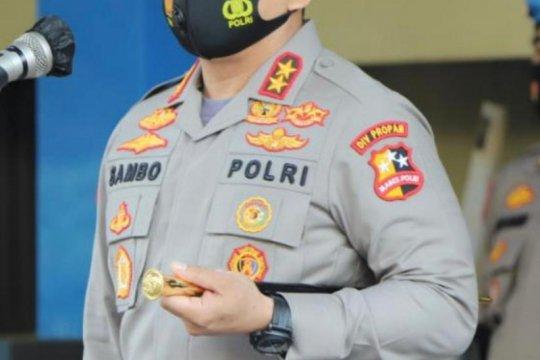 Propam Polri: Tersangka Bripda CS terancam diberhentikan tidak hormat