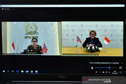 DPR dukung peningkatan kerjasama Indonesia-Norwegia