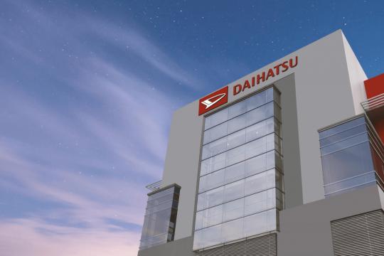 Daihatsu sambut awal tahun dengan pencapaian positif