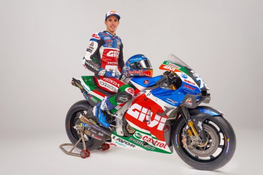 Alex Marquez fokus perbaiki kualifikasi musim baru bareng LCR Honda
