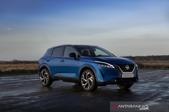 All-new Nissan Qashqai 2021 siap meluncur di Eropa