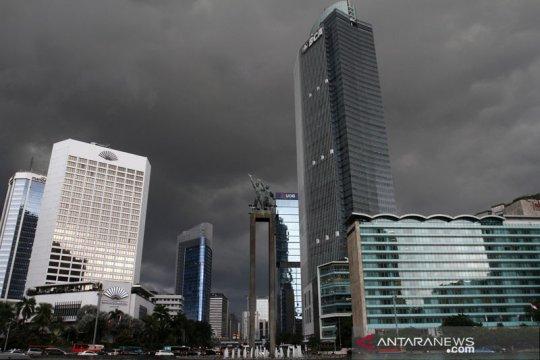 BMKG: Hujan sedang-lebat diprediksi terjadi di sejumlah wilayah