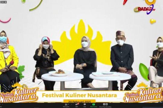 Kemenparekraf dukung gelaran Festival Kuliner Nusantara Lampung