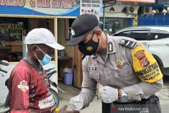 Peran Bhabinkamtibmas Kampung Tangguh Papua di masa pandemi