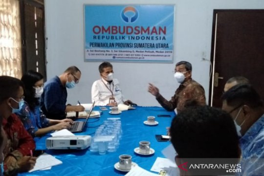 Ombudsman: Insentif nakes di Medan baru dicairkan Rp3,1 miliar