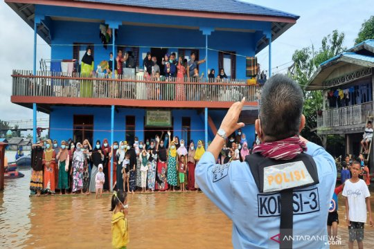 BMKG sebut Kalsel dan 14 provinsi waspada banjir