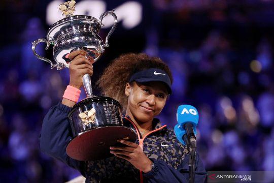 Wimbledon dan French Open incaran berikutnya Naomi Osaka