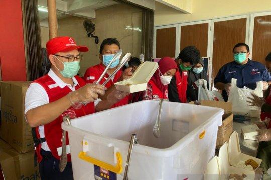 PMI ingatkan relawannya prioritaskan prokes saat tanggulangi banjir