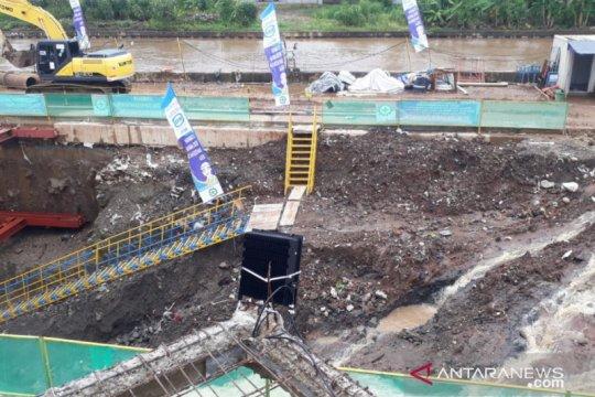 Galian tanah percepat banjir di kawasan Cipinang Melayu surut