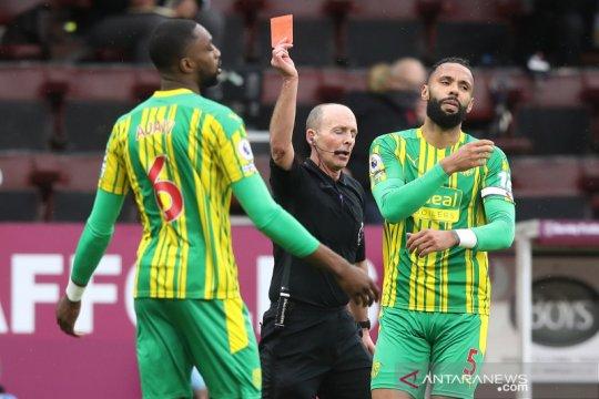 Liga Inggris: Burnley vs West Bromwich Albion