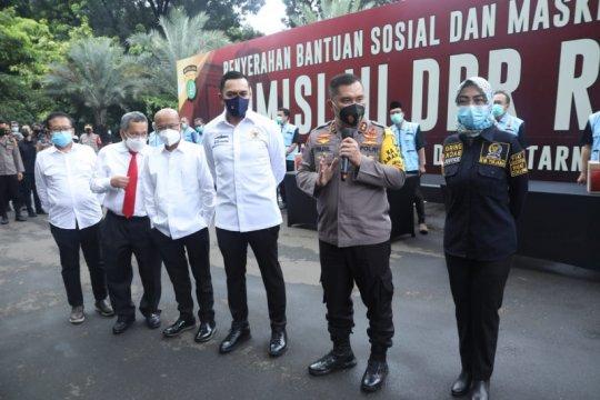 Lewat Kampung Tangguh Jaya, Polda Metro ikut berdayakan masyarakat