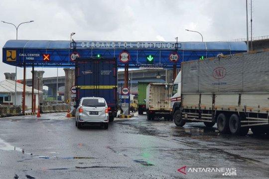 Jasa Marga: Sejumlah titik di jalan tol kembali beroperasi normal