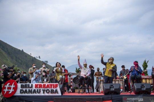 Mendorong pertumbuhan ekonomi melalui Beli Kreatif Danau Toba