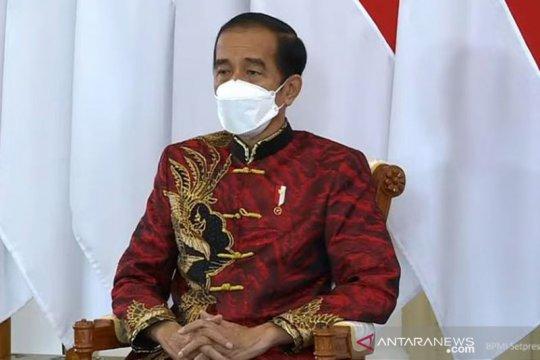 Presiden hadiri perayaan Imlek sebut tahun kerbau tahun kekuatan