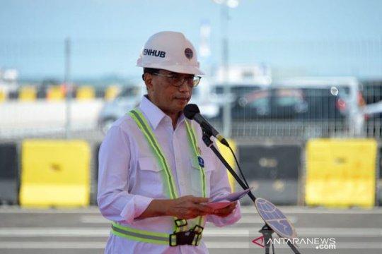 Menhub berharap pemangku kepentingan pelabuhan ikut pulihkan ekonomi