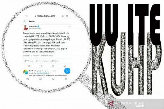 Literasi digital dan revisi UU ITE di mata Gen Z