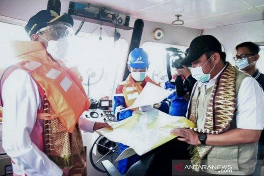 Menhub pastikan kelayakan pembangunan Pelabuhan Tanjung Carat